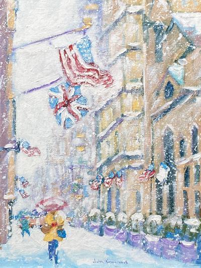 John Crimmins Saks Fifth Avenue