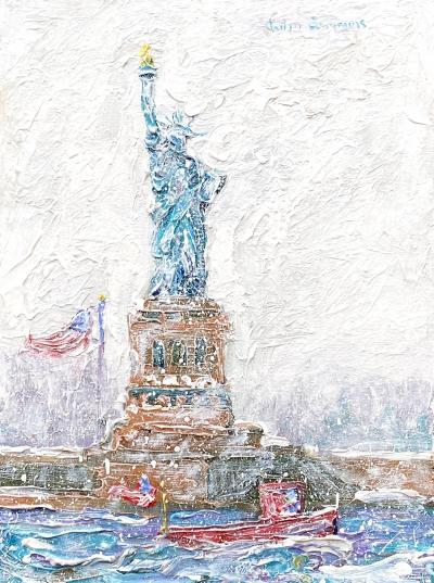 John Crimmins Statue of Liberty
