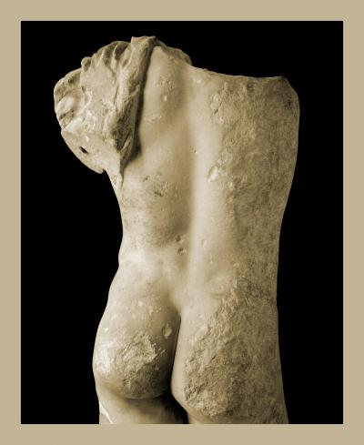 John D Woolf Male Torso 2007 1 5