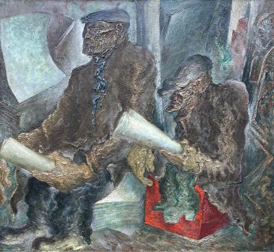 John DeForest Stull London Newsboys 1939