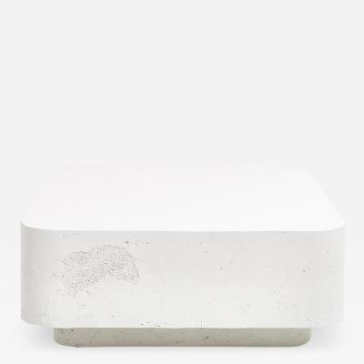 John Dickinson Plaster Coffee Table 1970