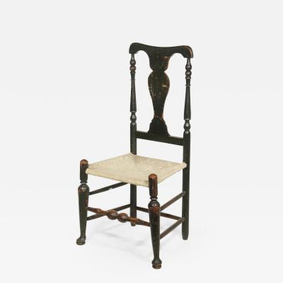 John Durand John or Samuel Durand Queen Anne Chair