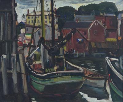 John E Weis New England Boat Harbor