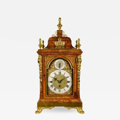 John Ellicott JOHN ELLICOTT LONDON An exceptional George III clock by this Royal maker