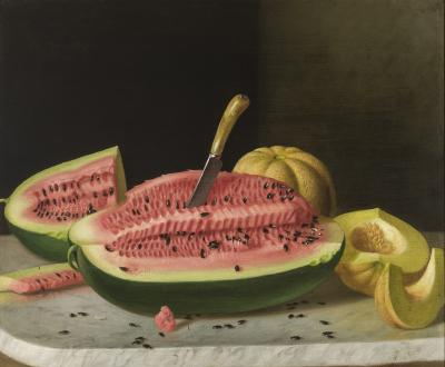 John F Francis Ripe Melons