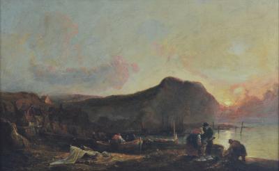 John F Tennant Fishing Village