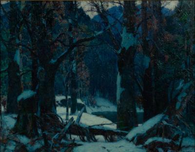 John Fabian Carlson Forest Strongholds