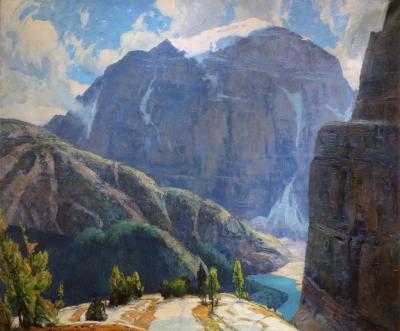 John Fabian Carlson Mountain Labyrinths