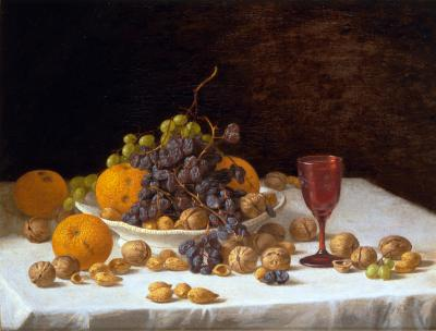 John Francis Fruit Still Life