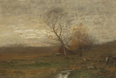 John Francis Murphy Fall Landscape