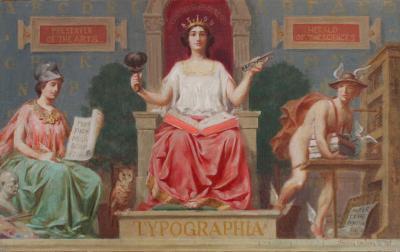 John Francois Kaufman Typographia
