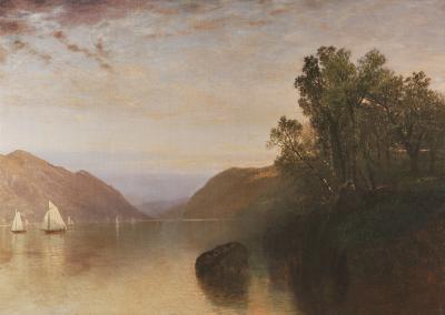 John Frederick Kensett Lake George