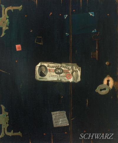 John Frederick Peto Twenty Dollar Bill