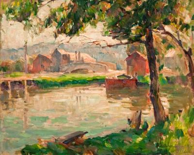John Fulton Folinsbee June Afternoon