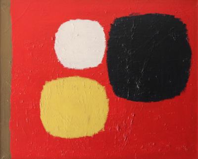 John Hansegger Three Circles in Blood