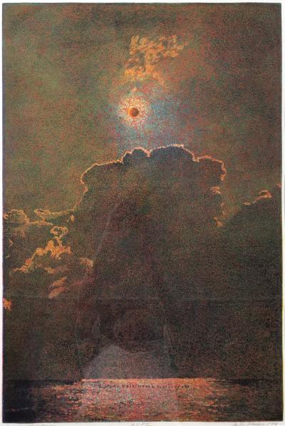 John Hogan Lunar Eclipse