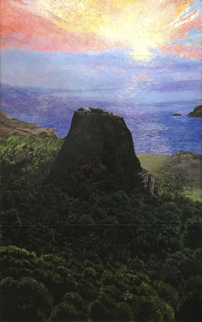 John Hogan Monolithos