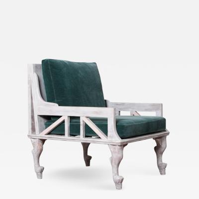 John Hutton John Hutton Thebes Chair Designed for Randolph Hein