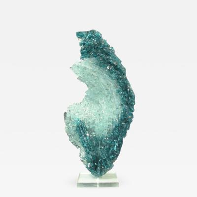 John Joseph Denis STRATA Glass and Acrylic Sculpture