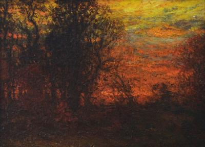 John Joseph Enneking Evening Glow