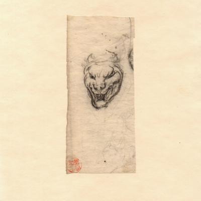 John La Farge Evil Spirit c 1898