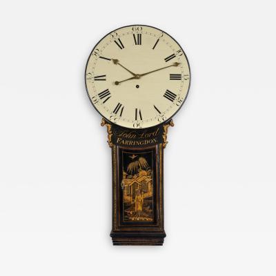 John Lord Farringdon A fine George III period small Tavern Timepiece