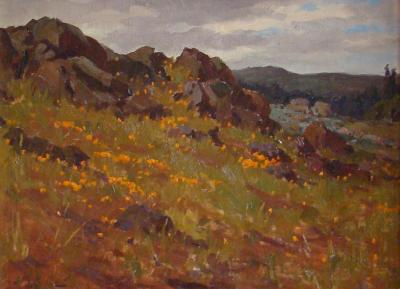John Marshall Gamble Marin County 1901