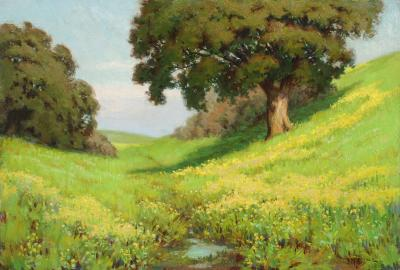 John Marshall Gamble Spring Mustard