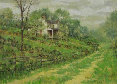 John Michael Carter Virginia House
