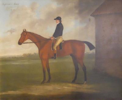 John N Sartorius Highfliyer Painting by John N Sartorius