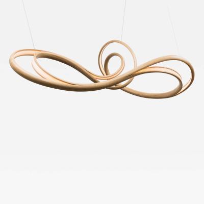 John Procario Freeform Series Light Sculpture XIV USA