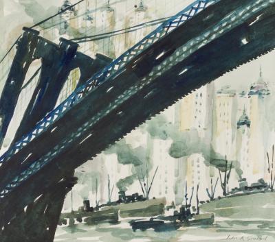 John R Grabach Brooklyn Bridge