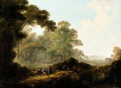 John Rathbone Gypsy Encampment