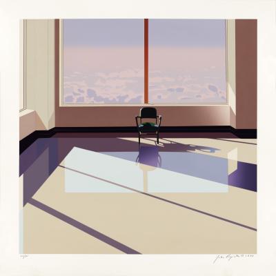 John Register Waiting Room for the Beyond