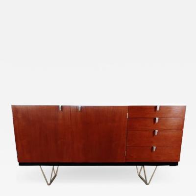 John Reid Mid century teak sideboard credenza designed by John and Sylvia Reid