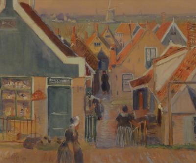 John Rettig Volendam