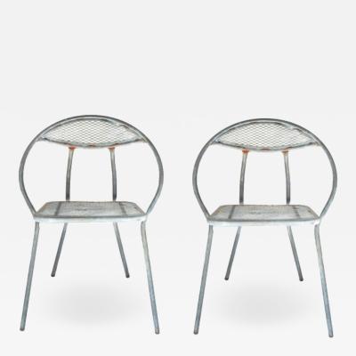 John Salterini Folding Chairs