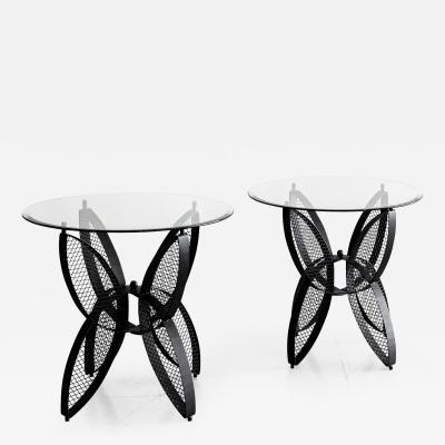 John Salterini SALTERINI BUTTERFLY TABLES
