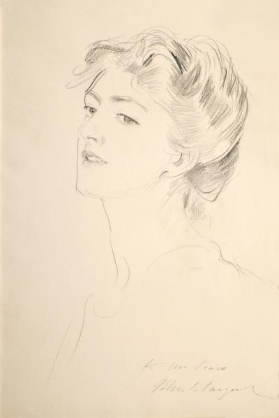 John Singer Sargent Offered by ADELSON GALLERIES