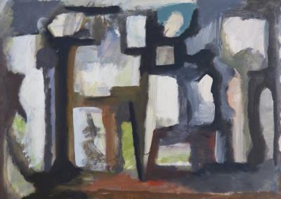 John Stephan Untitled Abstraction II
