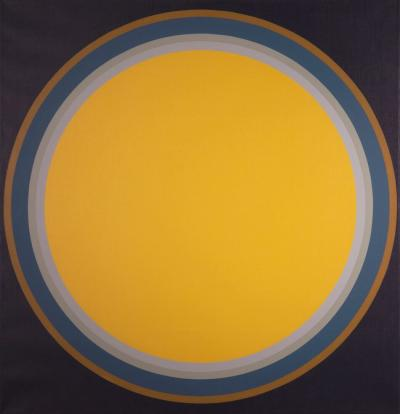 John Stephan Untitled Disc 1971