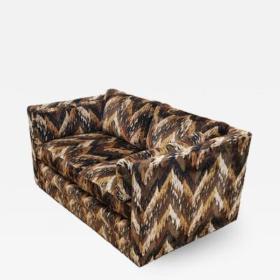 John Stuart Midcentury John Stuart Loveseat Sofa