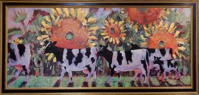 John Suplee Sunflower Girls