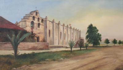 John Sykes San Gabriel Mission