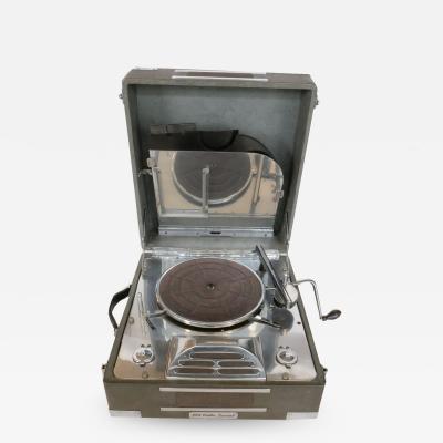John Vassos RCA Special Phonograph by John Vassos
