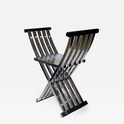 John Vesey Folding Bench by John Vesey