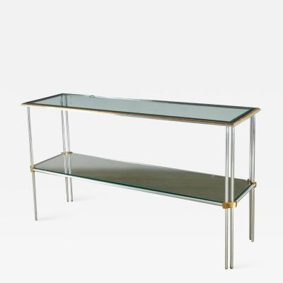 John Vesey Modern Console Table by John Vesey