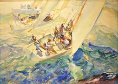 John Whorf Barbados