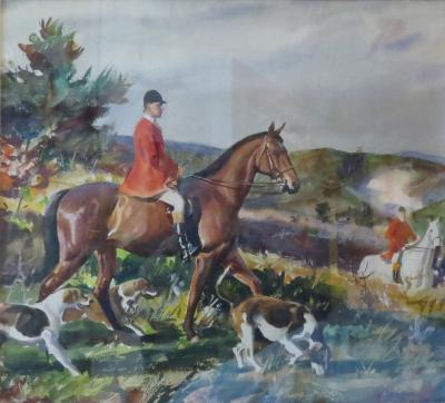 John Whorf The Hunt