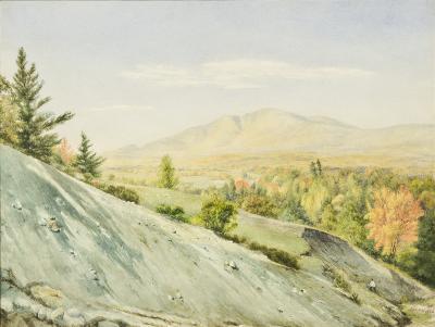 John William Hill Autumn Landscape